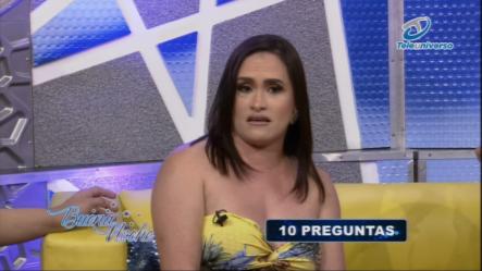 "Hadhy Crisostomo Quema Feo A Alexandra MVP ""Sus Pompis Son Exageradas""  Buena Noche"