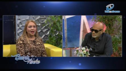 La Vicepresidenta De Acroarte Explica Que Tan Difícil Es Elegir Los Artistas Nominados   Buena Noche