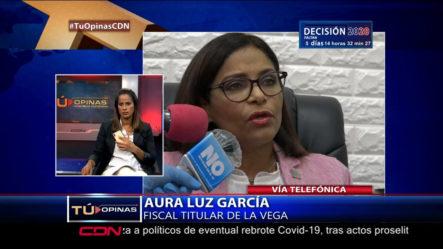 Fiscal Del Caso De Candidata Del PRM Aclara El Porqué Sale A La Luz Estas Informaciones Ahora