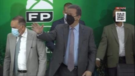 Según Leonel Fernández El Gobierno Debe Buscar Una Salida Al 30% Del AFP