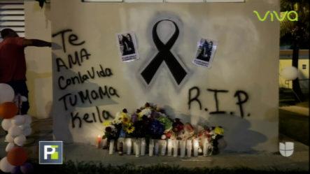 Familiares De Keishla Rodríguez Le Dan El Último Adiós A Su Hija Asesinada A Manos Del Boxeador Puertorriqueño Félix Verdejo