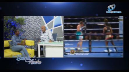 Ex Boxeadora Cuenta Como Su Vecina Le Da Una Puñalad@ Y Ella Fue La Que Terminó Presa| Buena Noche