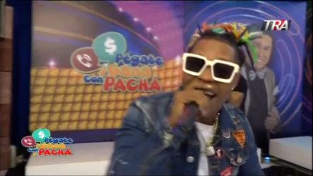 """Hoy En Pegate Y Gana Con El Pacha """"Hay Un Bobote"""""""