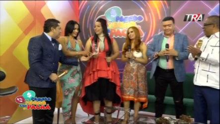 El Pachá Reconoce A Wendy Santiago Como Joven De Oro