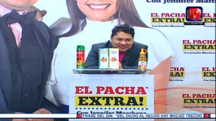 El Pacha Cuenta Su Historia Con Monchy Fadúl