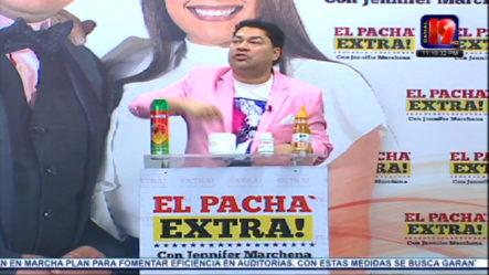 El Pacha Felicita Nuevo Director De INPOSDOM