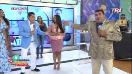 El Doble Del Pachá Se Roba El Show Y Hasta ¡Se Mueve Más Que él!