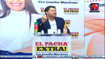 Tony Peña Guaba Entregando Medicina En Moca Y Puerto Plata
