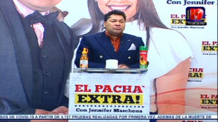 """El Pacha: """"Empresa De Robinson Cano Ayuntamiento Aclara Defenderán Su Transparencia"""""""