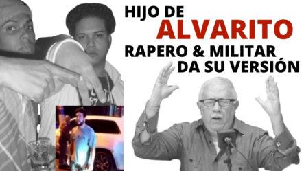 "Hablamos Con El Militar, Hijo De Alvaro ""Alvarito"" Arvelo Del Incidente   XXxClusivo Con Music Mafia"