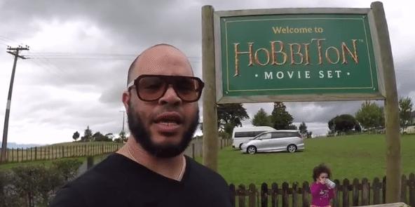 Hobbiton – New Zelanda (El Señor De Los Anillos Y The Hobbit) Lord Of The Rings