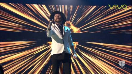 ¡¡BRAVO!! Estremecedora Intervención De Daniel Habif En Premios Juventud