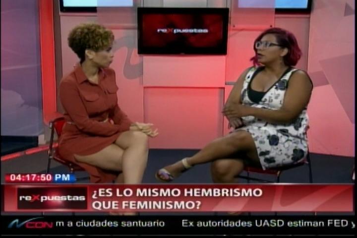 ¿Es Lo Mismo Hembrismo Que Feminismo?