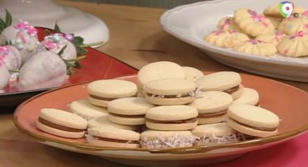 Hoy Aprenderemos A Preparar Galletas De Mantequilla En Clases De Cocina