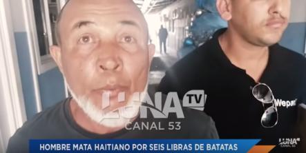 ¡Increíble! Un Hombre Asesina Otro Por 6 Libras De Batata