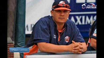 Infodeportivas: El Nuevo Manager De Las Águilas