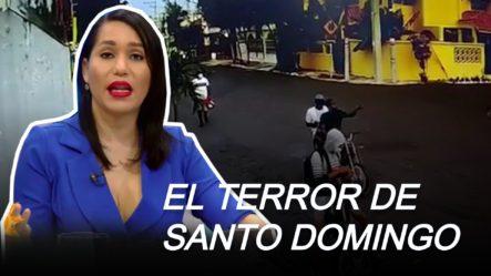 Insólito, Banda Que Opera En Manada Implanta El Terror En Santo Domingo