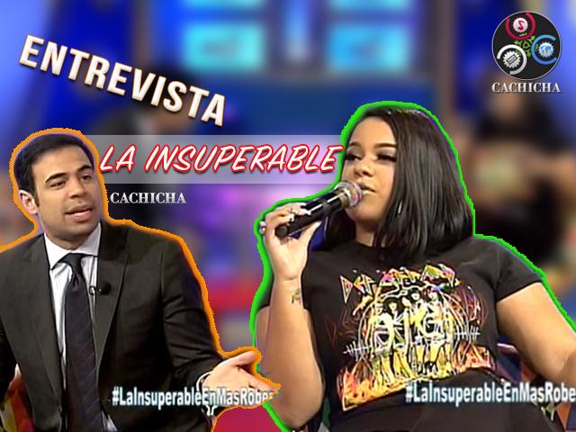 Entretenida Y Picante La Entrevista A La Insuperable En Más Roberto