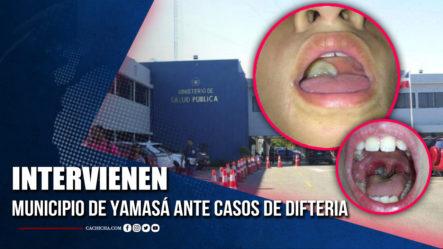 Intervienen Municipio De Yamasá Ante Casos De Difteria  | Tu Tarde