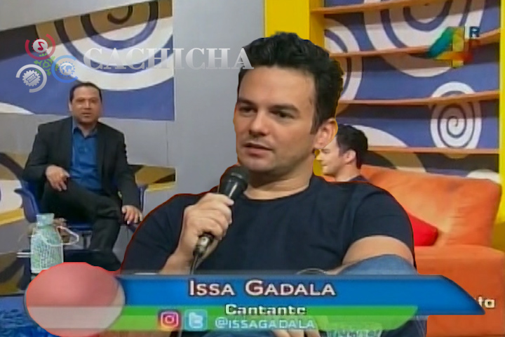 Entrevista En Exclusiva A Issa Gadala En «Tv Revista»