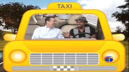Entretenida E Interesante Conversación De Ito Bisonó Y El Taxista En El Boca Taxi