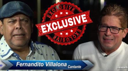 Iván Ruiz Entrevista En Exclusiva Al Mayimbe Fernando Villalona