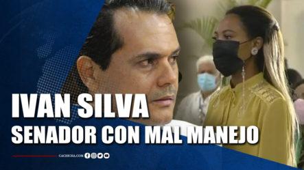 Ivan Silva Senador Con Mal Manejo | Tu Tarde