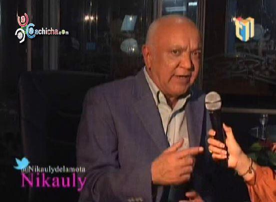 Jochy Santos Conversa Abiertamente Sobre Su Cambio A Telemicro En @ArribacoNikauly #Video