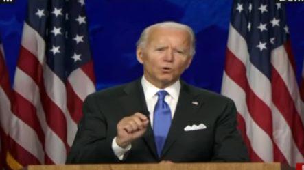 Joe Biden Acepta Candidatura Demócrata Para Contender Contra Trump: DISCURSO COMPLETO EN ESPAÑOL