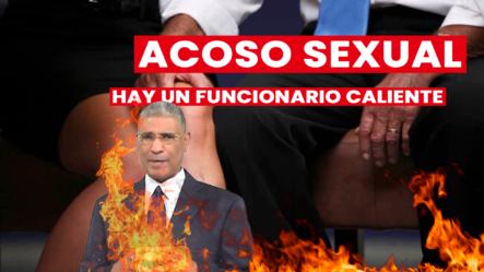 ¡Caliente! Johnny Vásquez Está Por Revelar Un Caso De Acoso Sexual