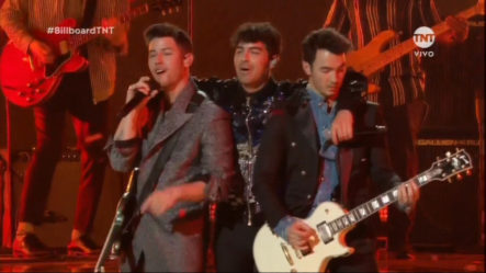 Presentación De Los Jonas Brothers En Los Premios Billboard 2019