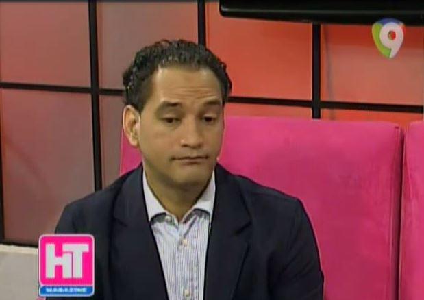 José La Luz Comenta Sobre Embarazos En Adolescentes En HT Magazine @laluzjose @vivianfatule #Video