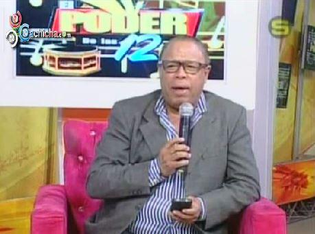 La Farándula De Joseph Cáceres En El @Poderdelas12tv @JosephCaceres5