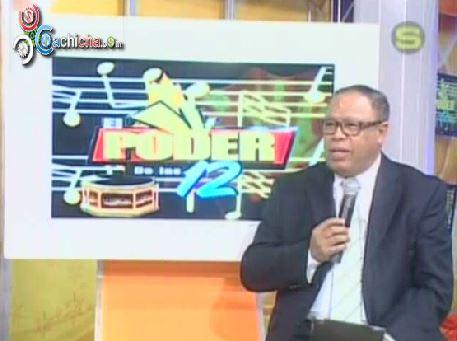Joseph Cáceres Comenta Sobre La Actualidad De Omega, Juan Luis Guerra Y Fefita La Grande