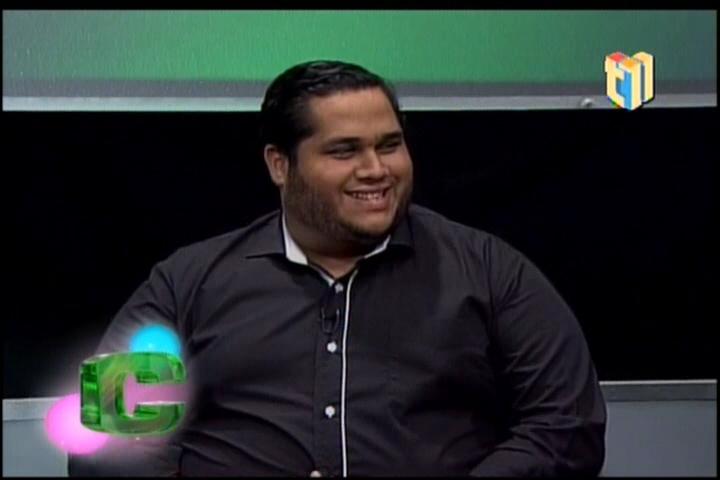 """Entrevista Completa A Juan Carlos Pichardo Jr. En """"Confabulaciones"""""""