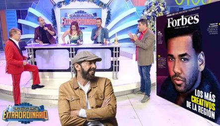 La Revista Forbes Elige A Romeo Santos Como La Cara De La Bachata
