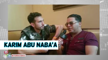 En Cachicha Internacional Una Interesante Entrevista Al Príncipe Karim Abu Naba'a