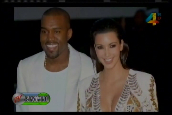 """Kanye West Supuestamente Engaña A Kim Kardashian Y Asegura Que Ella """"se Tira Muchos Gases"""" #Video"""