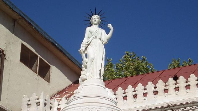 La otra Estatua de la Libertad