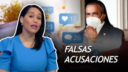 """Las Falsas """"acusaciones"""" Contra Hector Acosta Arruinan La Moral"""