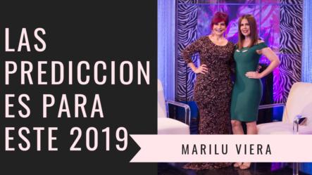 Las Predicciones Para Este 2019 Con Marilu Viera En Mujeres Al Borde