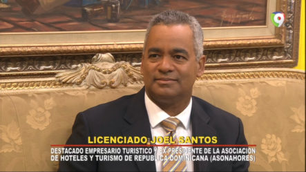 Entrevista A Lic. Joel Santos