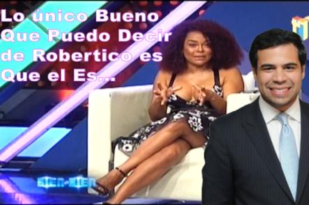 Cheddy García Confiesa Que Es Lo Único Bueno Que Tiene Robertico
