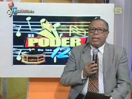 Los Comentarios De Joseph Cáceres En El @Poderdelas12tv @JosephCaceres5
