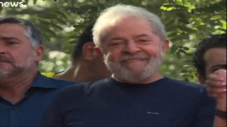 Expresidente Lula Dice Tener Su Conciencia Tranquila Y Que Está  Preso Injustamente