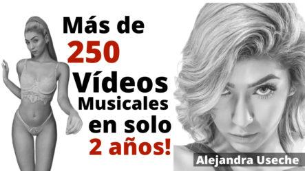 Alejandra Useche, La Modelo Venezolana Más Utilizada En República Dominicana | Video Vixens