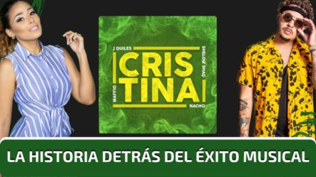 "Maffio Nos Revela ""La Historia Detrás Del éxito Musical Cristina"" En La Interview Con Nelfa Nuñez"