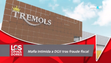 Mafia Intimida A DGII Tras Fraude Fiscal