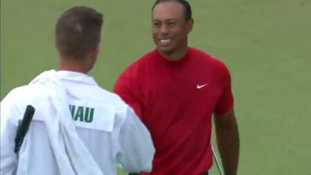 Tiger Woods Vuelve A Hacer Historia En El Masters De Augusta