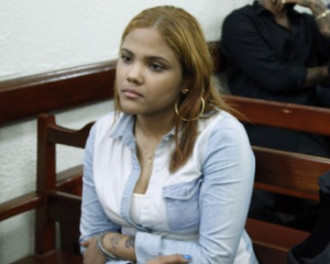 Tribunal ratifica prisión de Martha Heredia